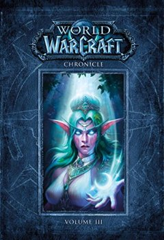 Livres Couvertures de World of Warcraft Chronicle Volume 3