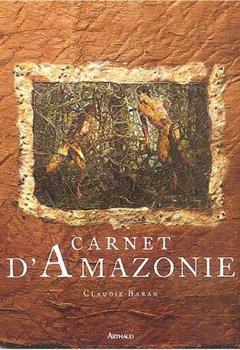 Livres Couvertures de Carnets d'Amazonie