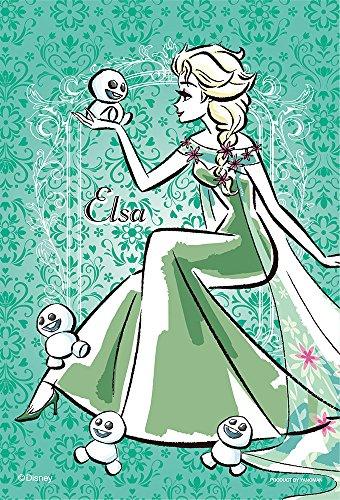 70ピース ジグソーパズル プリズムアートプチ アナと雪の女王 エレガンス ―エルサ―(10x14.7cm)