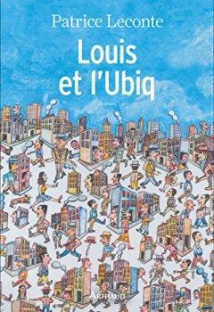 Livres Couvertures de Louis et l'Ubiq