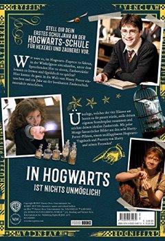 Buchdeckel von Harry Potter: Willkommen in Hogwarts: Dein magisches Kreativbuch