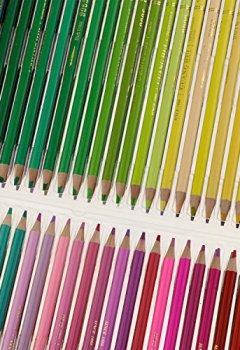 Livres Couvertures de Ensemble de 150 crayons d'aquarelle avec étui de transport pour la peinture, l'esquisse, le coloriage.