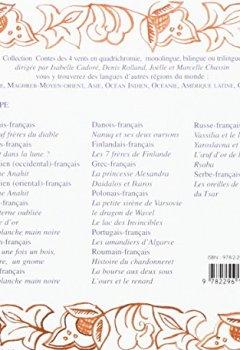 L'isba de la chèvre : Conte russe, édition bilingue français-russe de Indie Author