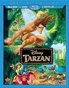 Get Tarzan On Blu-Ray