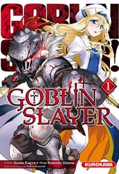 Livres Couvertures de Goblin Slayer - tome 01 (1)