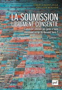 Livres Couvertures de La soumission librement consentie