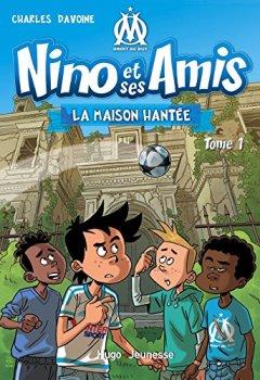 Livres Couvertures de Nino et ses amis - tome 1 La Maison hantée