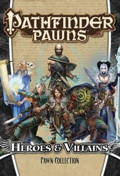 Livres Couvertures de Pathfinder Pawns: Heroes & Villains Pawn Collection