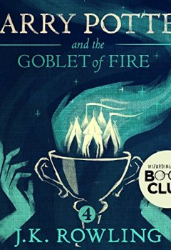 Livres Couvertures de Harry Potter and the Goblet of Fire, Book 4