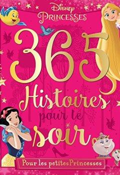 Livres Couvertures de Spécial Princesses, 365 HISTOIRES POUR LE SOIR + CD