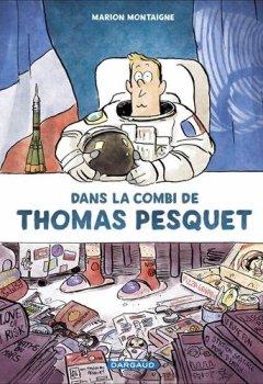 Livres Couvertures de Dans la Combi de Thomas Pesquet