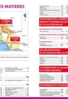 Livres Couvertures de Guide du Routard Californie 2017