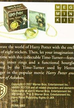 Livres Couvertures de Harry Potter Time Turner Sticker Kit