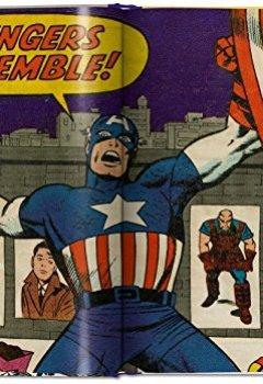 Livres Couvertures de The Little Book of The Avengers