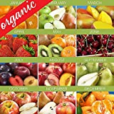 Shari's Berries - 3 Months of Organic Fruit Club with Free Weekday Delivery - 1 Count - Gourmet Fruit Gifts