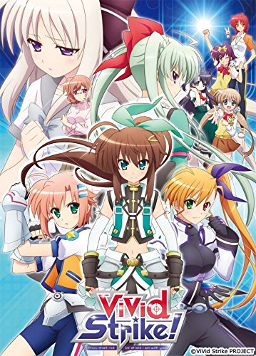 ViVid Strike! Vol.1 [Blu-ray]