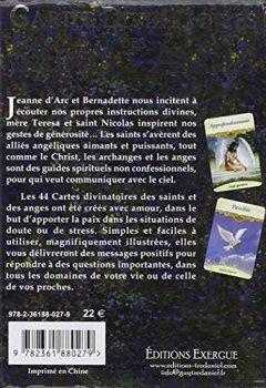 Cartes divinatoires des Saints et Anges de Indie Author
