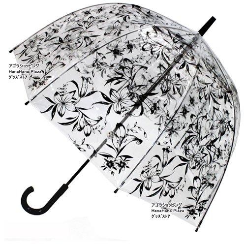 FULTON フルトン birdcage リリィ Lily ビニール傘 バードケージ アンブレラ