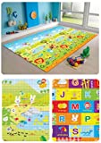 MyLine Baby PlayMat-Yellow-Extra Thick