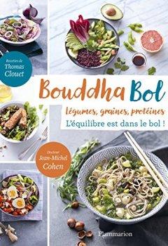 Livres Couvertures de Bouddha bol : L'équilibre est dans le bol !