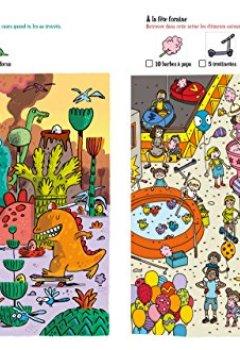 Livres Couvertures de Mon grand livre de jeux: Cherche et trouve - Dès 5 ans