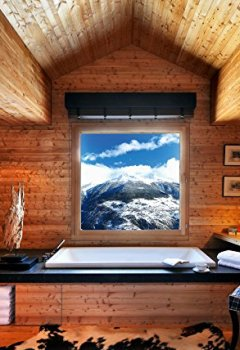 Livres Couvertures de Living in Style Mountain Chalets (redesigned reprint)