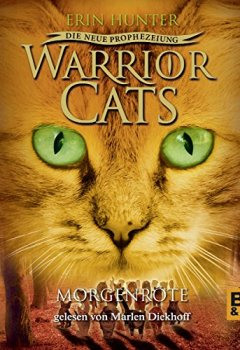 Abdeckungen Morgenröte (Warrior Cats: Die neue Prophezeiung 3)