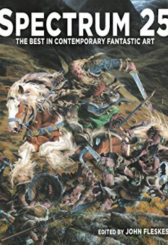Livres Couvertures de Spectrum 25: The Best in Contemporary Fantastic Art