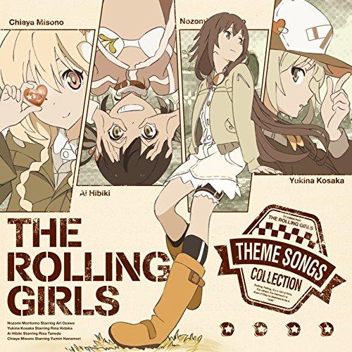 (仮)アニメ「ローリング☆ガールズ」主題歌 THE ROLLING GIRLS「タイトル未定」