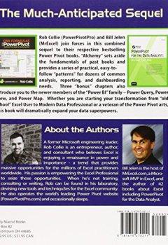 Livres Couvertures de Powerpivot Alchemy: Patterns and Techniques for Excel