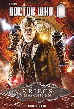 Buchdeckel von Doctor Who - Kriegsmaschinen