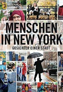 Buchdeckel von Menschen in New York