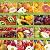 Shari's Berries - 6 Months of Harvest Deluxe Fruit Club with Free Weekday Delivery - 1 Count - Gourmet Fruit Gifts