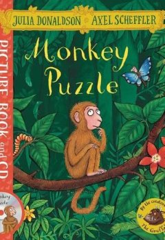 Livres Couvertures de Monkey Puzzle: Book and CD Pack
