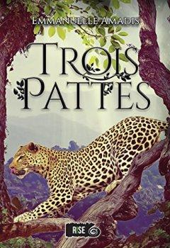 Livres Couvertures de Trois-Pattes: Romance MM fantastique