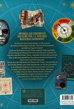 Buchdeckel von J. K. Rowlings magische Welt: Filmzauberei, Band 1: Figuren und Orte aus den Filmen
