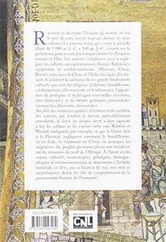 Livres Couvertures de Histoire du monde, tome 1 (1)