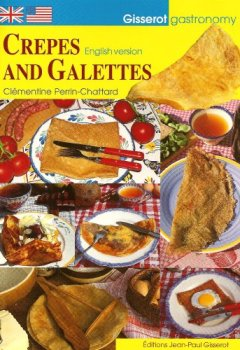 Telecharger Crepes et galettes (version anglaise) de Cl�mentine PERRIN CHATTARD
