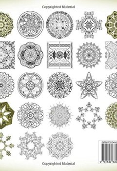 Livres Couvertures de Mandala magique journèe 3 - coloriages pour adultes: Coloriage anti-stress