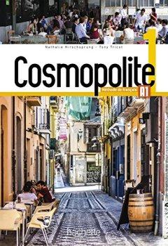 Livres Couvertures de Cosmopolite 1 : Livre de l'élève + DVD ROM + Parcours digital