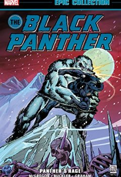 Livres Couvertures de Black Panther Epic Collection: Panther's Rage