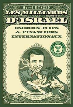 Livres Couvertures de Les Milliards d'Israël. Escrocs juifs et financiers internationaux