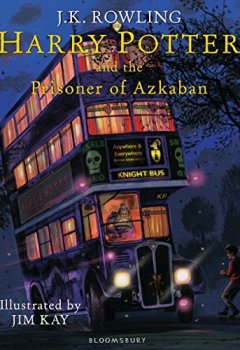 Livres Couvertures de Harry Potter and the Prisoner of Azkaban