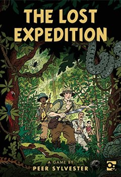 Livres Couvertures de The Lost Expedition: A game of survival in the Amazon