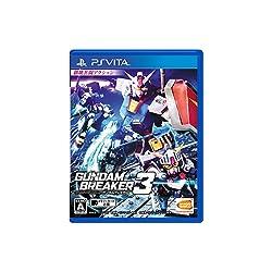 【PS Vita】ガンダムブレイカー3 【Amazon.co.jp限定】機動戦士ガンダム キャラスタムシール(ジオン軍)付
