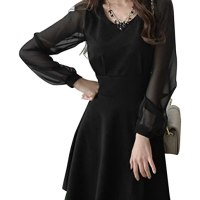 Best Skater Dresses with Long Sleeves for Teens 2015