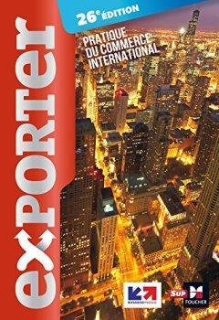 Livres Couvertures de Exporter - 26e édition