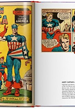 Livres Couvertures de The Little Book of Captain America