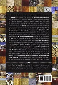 Portada del libro deDON QUIJOTE DE LA MANCHA (ANTOLOGÍA)