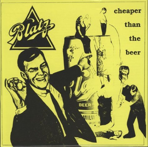 Blatz-Cheaper Than The Beer-REISSUE-7INCH VINYL-FLAC-2001-FATHEAD Download